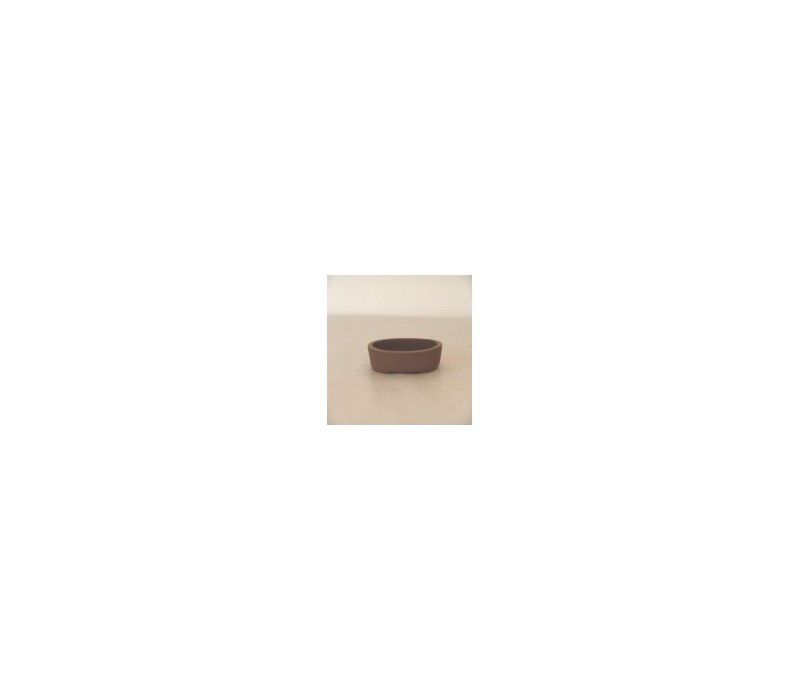 Oval skål - Tokoname