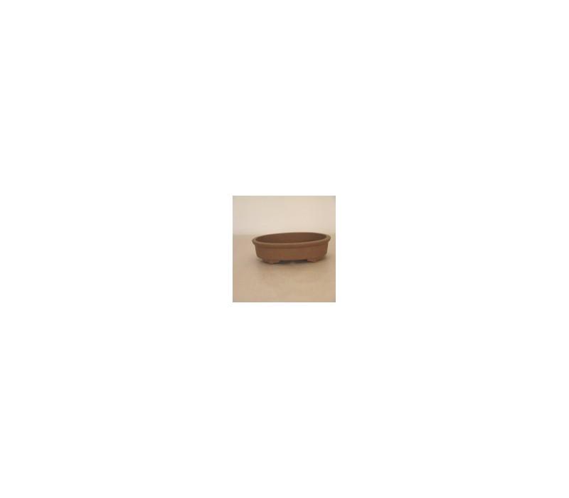Oval skål-tokoname