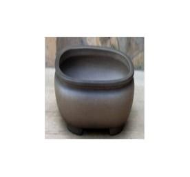 Oval skål