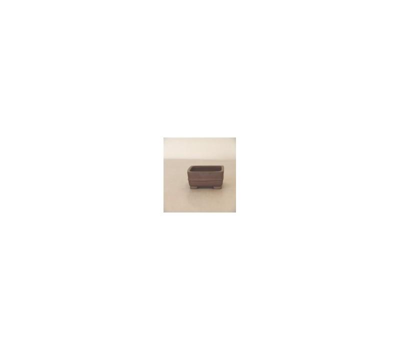 Rektangulær skål - Tokoname