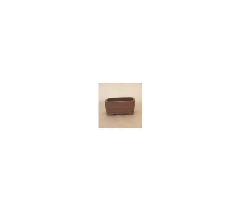 Rektangulær skål-tokonme