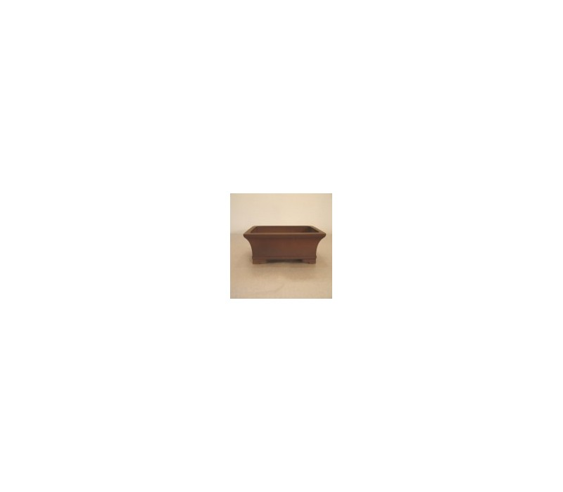 Rektangulær skål-tokoname