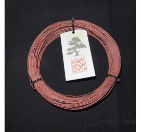 Copper wire/cobbertråd 1mm....